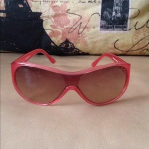 Juicy Couture Pink Sunglasses